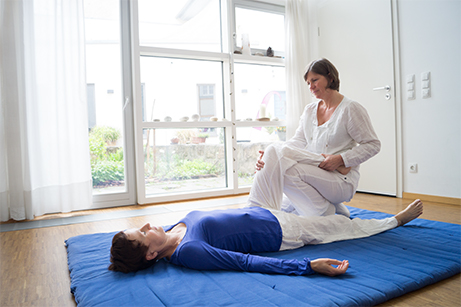 Shiatsu Behanlung, Praxis in Bamberg